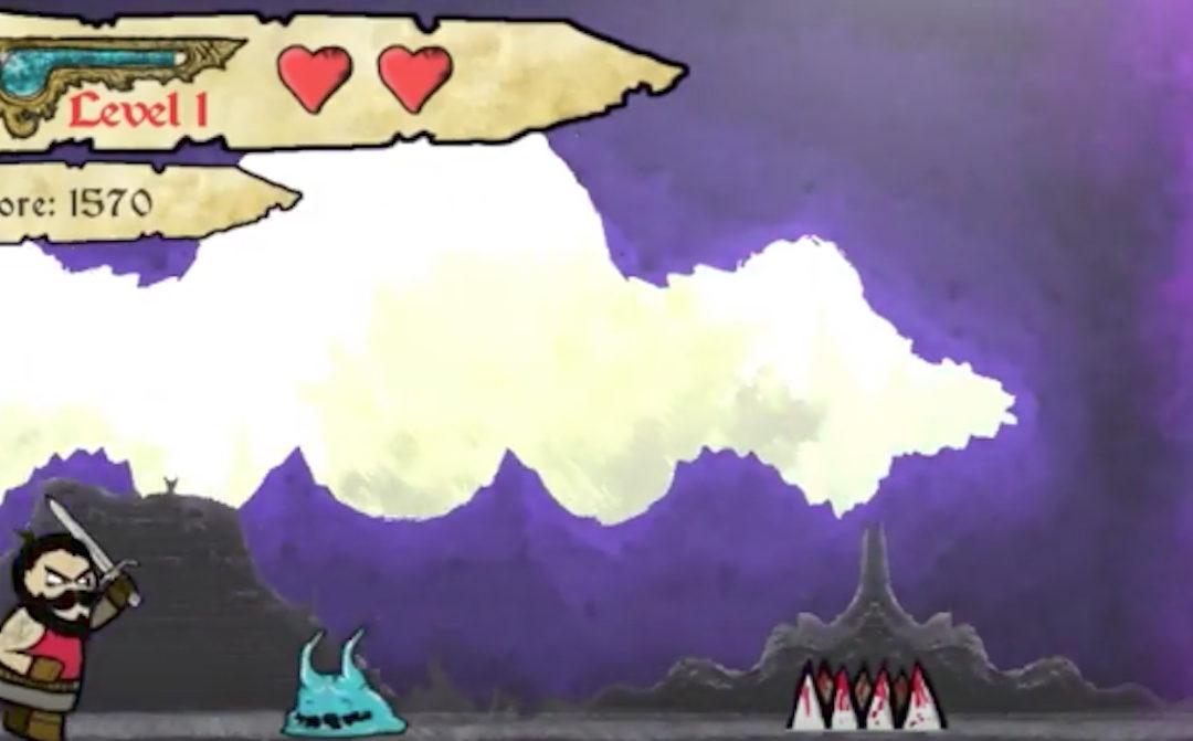 Videojogo Hollow Rush {GamePlay}