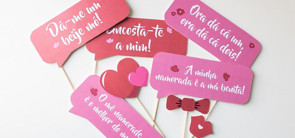 Dia de São Valentim!