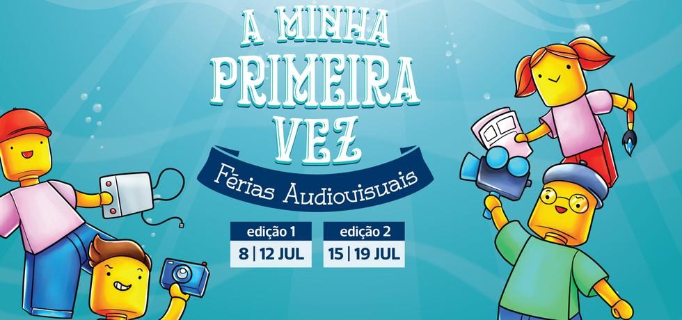 Férias audiovisuais com a ETIC_Algarve