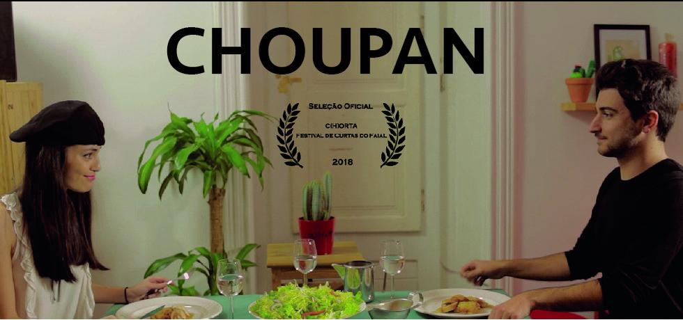 "Curta metragem ""Choupan"" nomeada para o festival C(h)orta!"