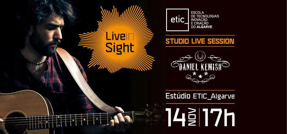 Live Insight: Daniel Kemish – Live Sessions