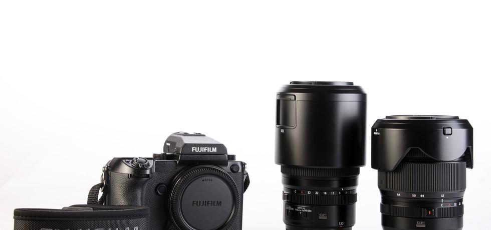 Fujifilm GFX 50s – Nova aquisição