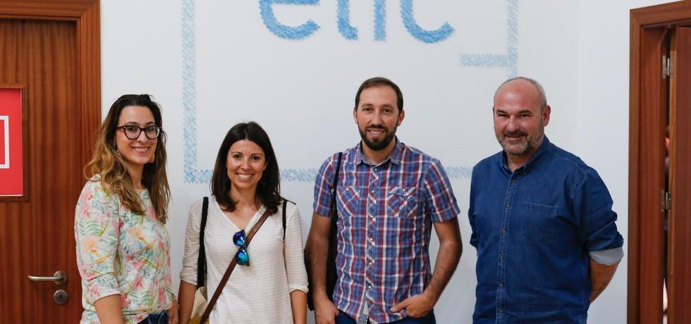Oportunidades na europa pela mão da ETIC_Algarve e ITES Barcelona