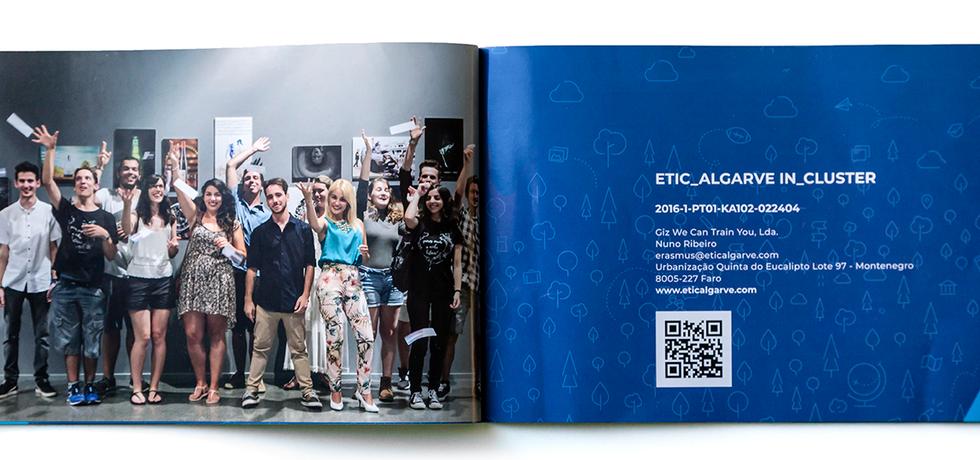ETIC_Algarve reconhecida a nível nacional com o prémio boas práticas erasmus+ 2018