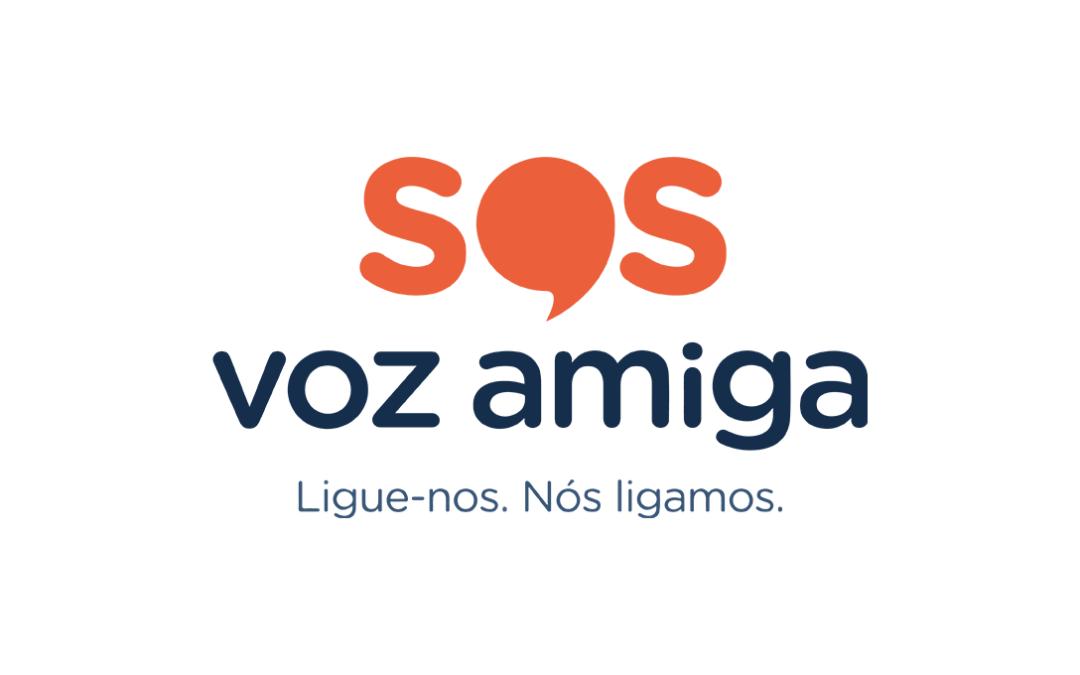 """SOS Voz Amiga"" – Publicidade Institucional"
