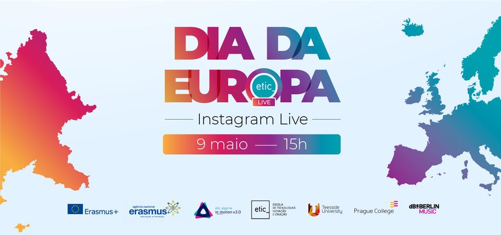 Dia da Europa na ETIC_Algarve