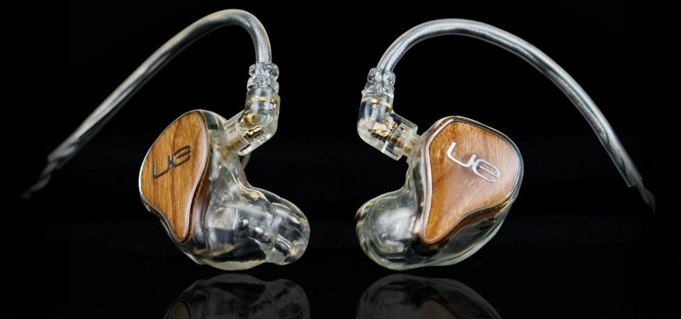 Apresentação equipamentos áudio da Ultimate Ears