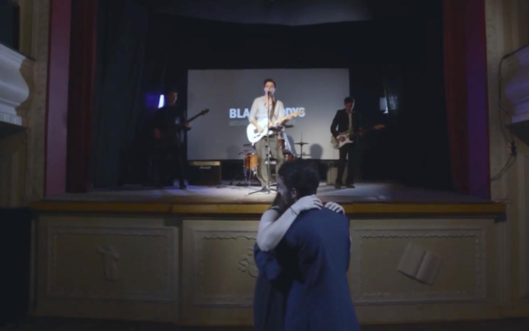 "Videoclip ""Ballroom"" de The Black Teddys"