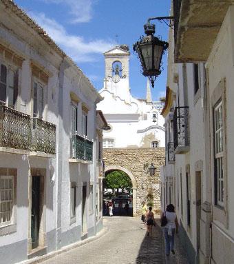 Cidade Velha - Faro