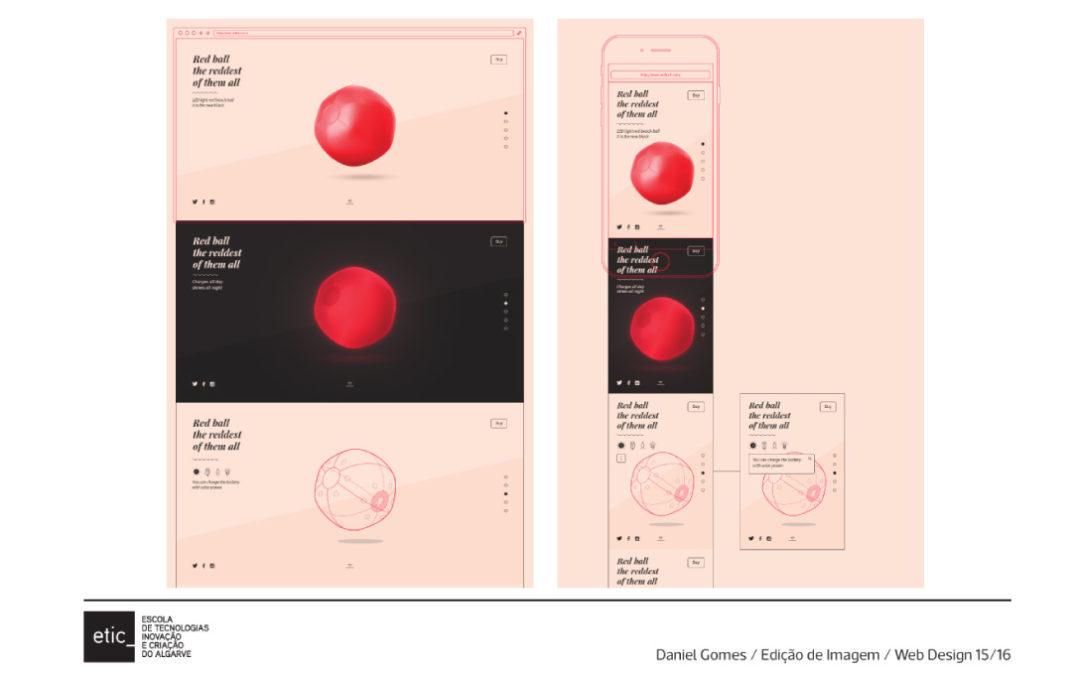 Digital Design – Layout Web
