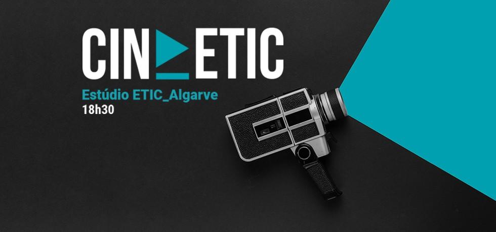 Ciclo de cinema Cine_ETIC
