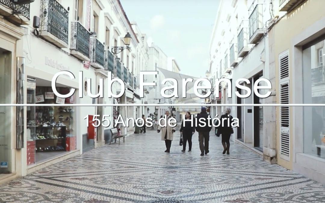 """Documentário """"Club Farense"""""""