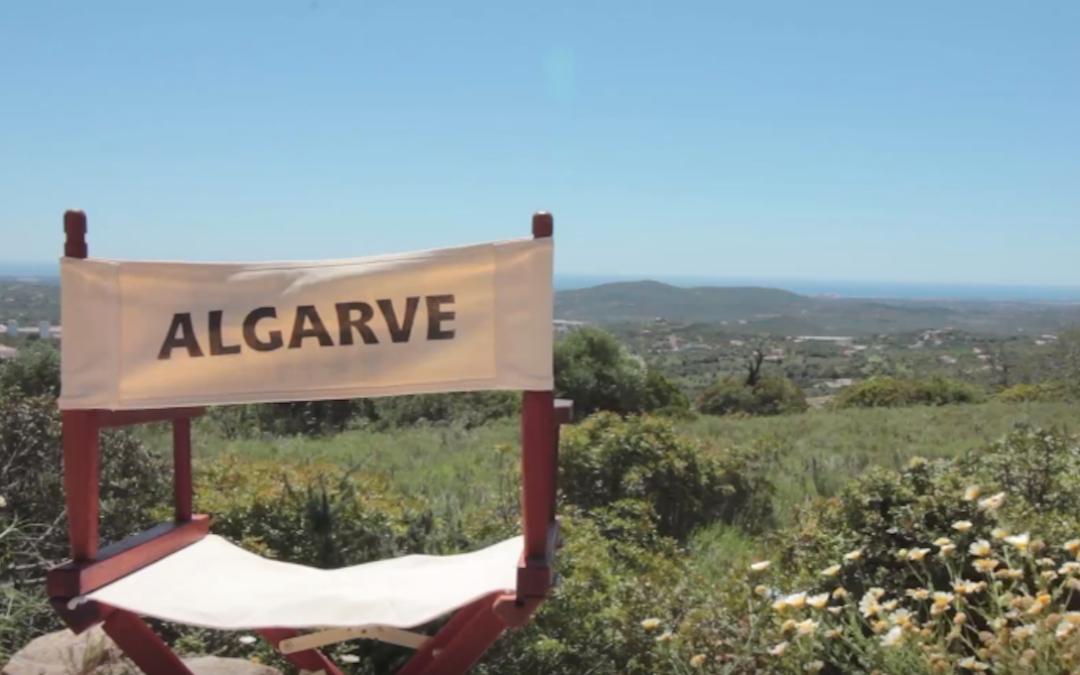 """Documentário """"Luzes, Câmara, Algarve! uma location de top."""""""