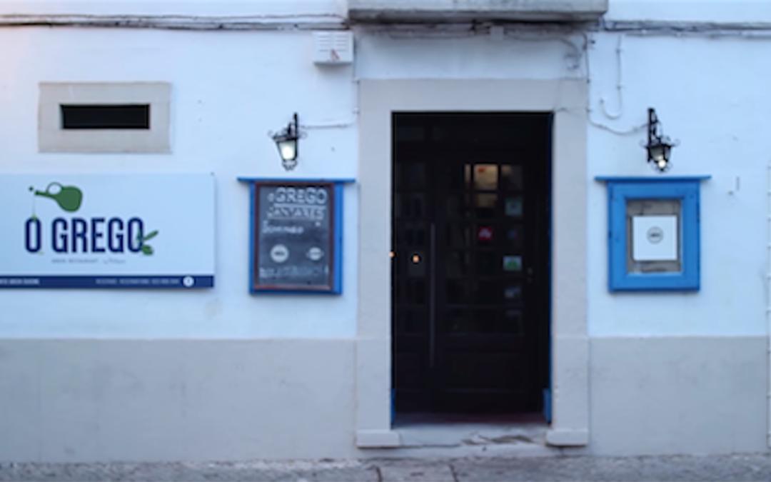 """Restaurante """"O Grego"""""""