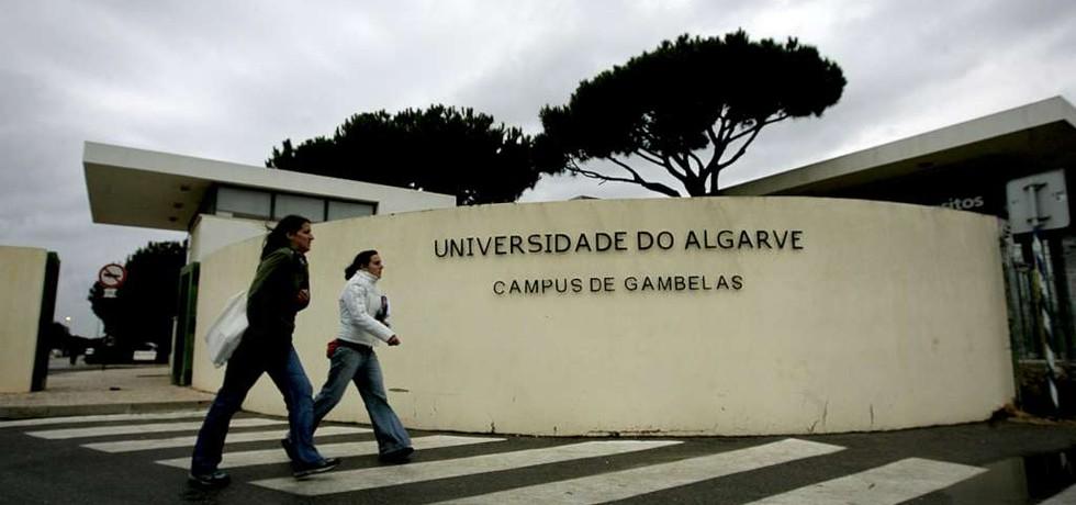 Parceria estabelecida com a Universidade do Algarve