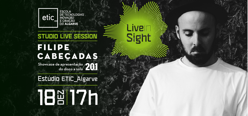 Live Insight: Filipe Cabeçadas – Live Sessions