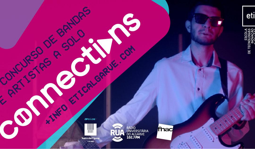 "ETIC_Algarve desafia músicos com o concurso ""Connections"""
