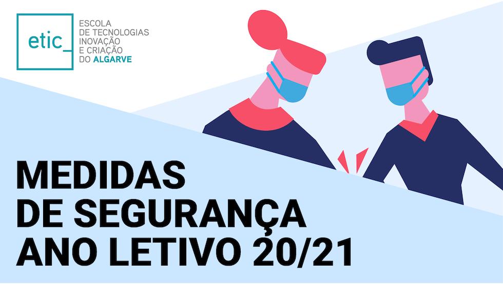 COVID 19 – Plano e Medidas de Segurança para o ano letivo 20/21