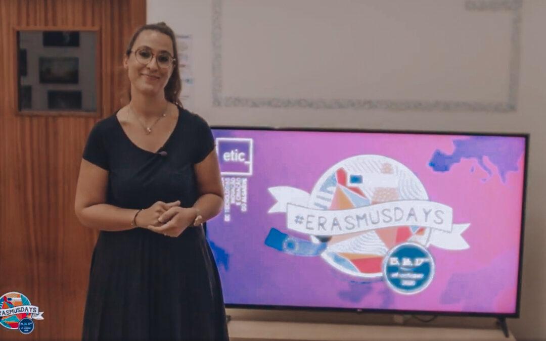 #ErasmusDays 2020 na ETIC_Algarve