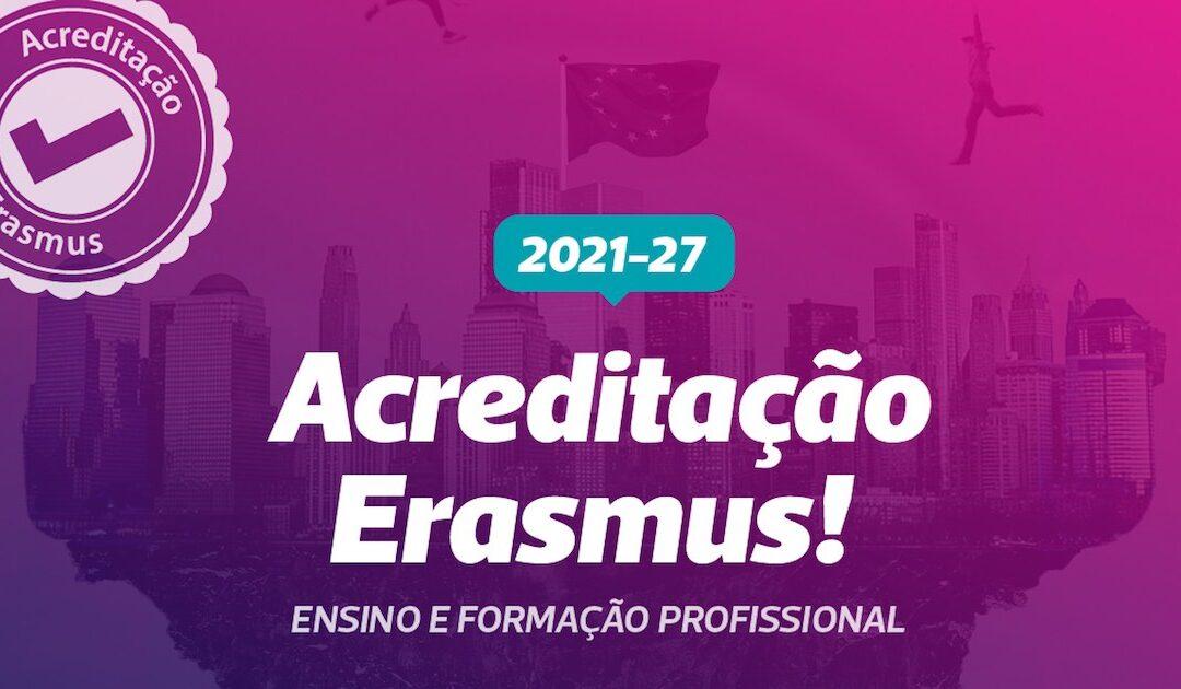 ETIC_Algarve conquista Acreditação ERASMUS entre 2021 e 2027