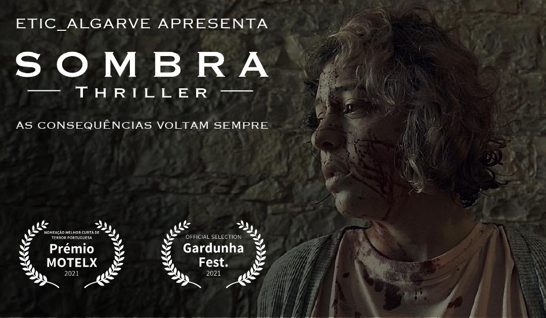 """Curta """"Sombra"""" com duas nomeações para Festivais de Cinema em Portugal"""